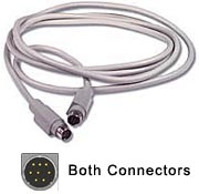 Printer Cable- Mac 2M