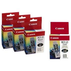 Ink Compatible For Canon BCI-3 Photo Magenta