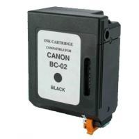 Ink Compatible For Canon BC-02 Black
