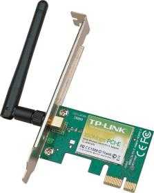 TP-Link 150M Lite-N Wireless PCI Express Adapter, ...