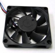 7cm 3Pin Fan 15mm Thick