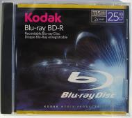 Kodak 25GB Kodak Blu-ray BD-R 2x Speed