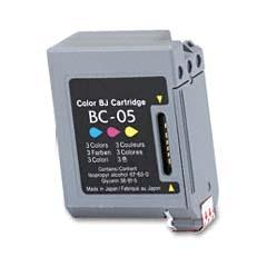 Ink Compatible For Canon BC-05 Colour