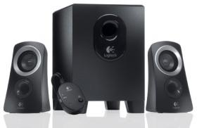 Logitech Z313 Speakers 2.1, [980-000414]