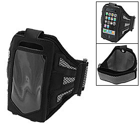Phone Sports Armband - silver/black