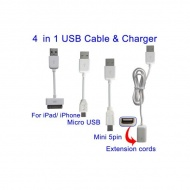 4 in 1 Phone Charger Cable Pro