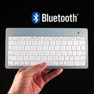Ultra Slim 80-Key Bluetooth Keyboard - Mac Layout ...