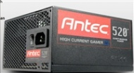 520W Antec High Current Gamer Modular Power Supply...