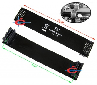 2-Way SLI Bridge, Cards between 9cm