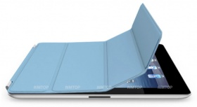 Magnetic Smart Front Cover for iPad 2 The New iPad...