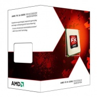 AMD FX 6300 6-CORE BLACK EDITION CPU, 3.50 GHz, Turbo Core up to 4.10 GHz,Total L2 Cache 6MB, L3 Cache 8MB, Socket AM3+, 32nm, 95W