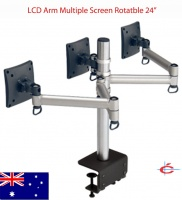 LASER 3 LCD Monitor Desk Mount [AO-ARM3B]