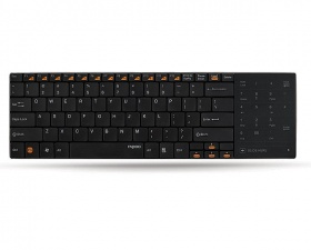 Rapoo E9080 Wireless Touchpad keyboard