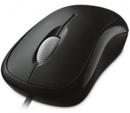 Microsoft Basic Optical Mouse for Business USB EN/XT/ZH/HI/KO/TH Hdwr For Bsnss Black