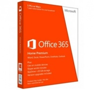 Office 365 Home Premium 1YR Sub DM ML 5pc