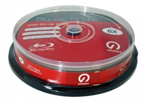 Shintaro BD-R Blu-ray 25GB 6X IJ 10SP