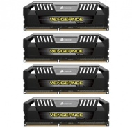 32GB Corsair (4x8GB) DDR3 1600MHz,Vengeance PRO, 9-9-9-24, Unbuffered, Black Heatspreader, Supports latest 3rd and 4th Intel® Core™, 1.65V