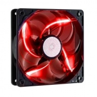 COOLER MASTER 12CM SICKLEFLOW X RED