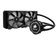 Corsair Hydro Series H105 Liquid CPU Cooler, Extreme CPU cooling performance with customizable PWM fan speed and a high-capacity 240mm radiator