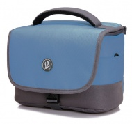 Soudelor Camera Bag #1201 - Blue Colour, Rain Cove...