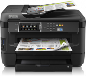 Epson WorkForce Pro WF-7620 ALL-IN-ONE FAX, WI-FI