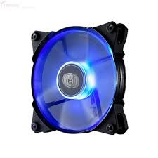 Cooler Master Fan PWM JetFlo 120mm Blue