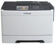 Lexmark CS510DE, Network-ready; Solutions-capable;...