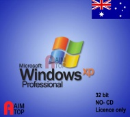 Microsoft Windows XP Professional SP3 Licence only, NO Disk