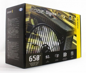 650w Antec EDGE 80 PLUS Gold, Fully Modular PSU,FD...