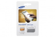 16GB Samsung Micro SDHC EVO /w Adapter, UHS-I, Class 10, up to 48MB/s, 10 Years Limited Warranty
