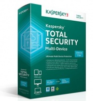 Kaspersky TOTAL SECURITY 3 Device 2 Year OEM e Lic...