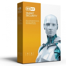 ESET Smart Security - 1 User 1 Year