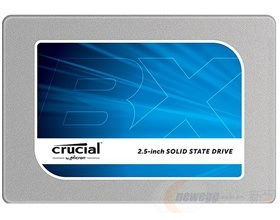 "1TB Crucial BX100 SATA 6Gbps 2.5"" 7mm (with 9..."