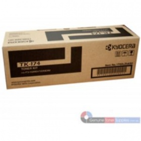 Kyocera 174 TONER KIT FOR FS-1320D YIELD 7200 PAGES @ 5%