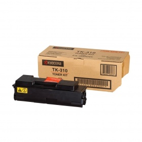 Kyocera TK-310 BLACK TONER 12K FOR FS2000D,2000D,3...