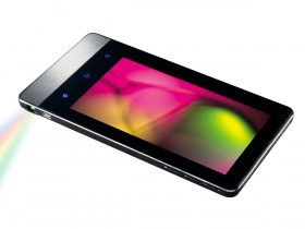 Aiptek P70 Tablet with DLP pico projector