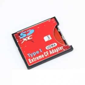 CompactFlash CF Card Adapter for SD Card, Type I