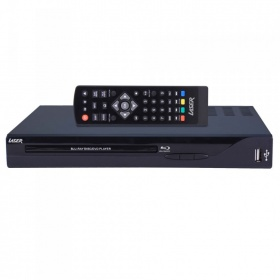 Laser BLU-BD3000 Blu-Ray Player Multi Region HDMI Digital 7.1