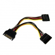 SATA Power Cable Splitter Y-Cable