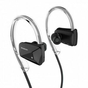 Simplecom NS200 Bluetooth Neckband Sports Headphon...