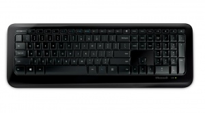 Microsoft® Wireless Keyboard 850 with AES ...