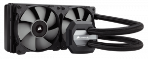 Corsair H100i V2 Hydro Series  Extreme Performance Liquid CPU Cooler