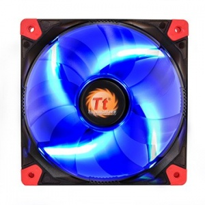 120mm ThermalTake Blue LED Luna 12 1200RPM Fan