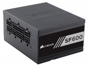 600W Corsair SF600 High Performance SFX Power Supply 80 PLUS Gold