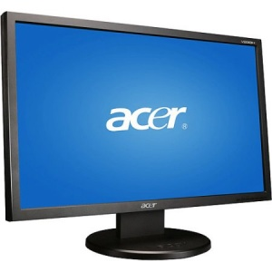 "Refurbished 23"" Acer LCD V233H with One Month RTB Warranty"