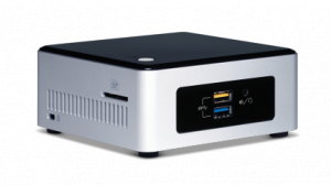Intel BOXED NUC KIT NUC5PPYH SINGLE
