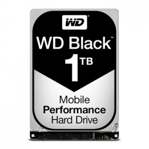 "1TB WD BLACK INTERNAL 2.5"" MOBILE  SATA DRIVE..."