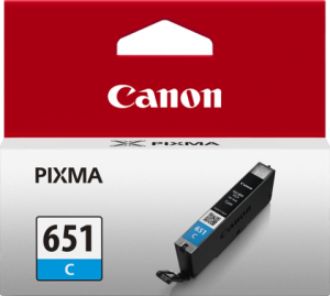 Ink Compatible For Canon CLI-651C