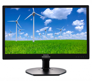 "21.5"" Philips 221S6LCB LED MONITOR"