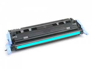 Toner Compatible For CANON 307 Q6001A, Cyan